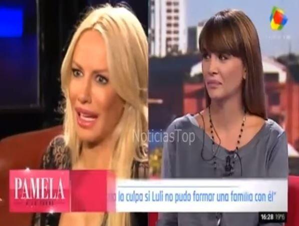 Furisos mensajes en Twitter de Luli Salazar contra Amalia Granata que opinó de Redrado