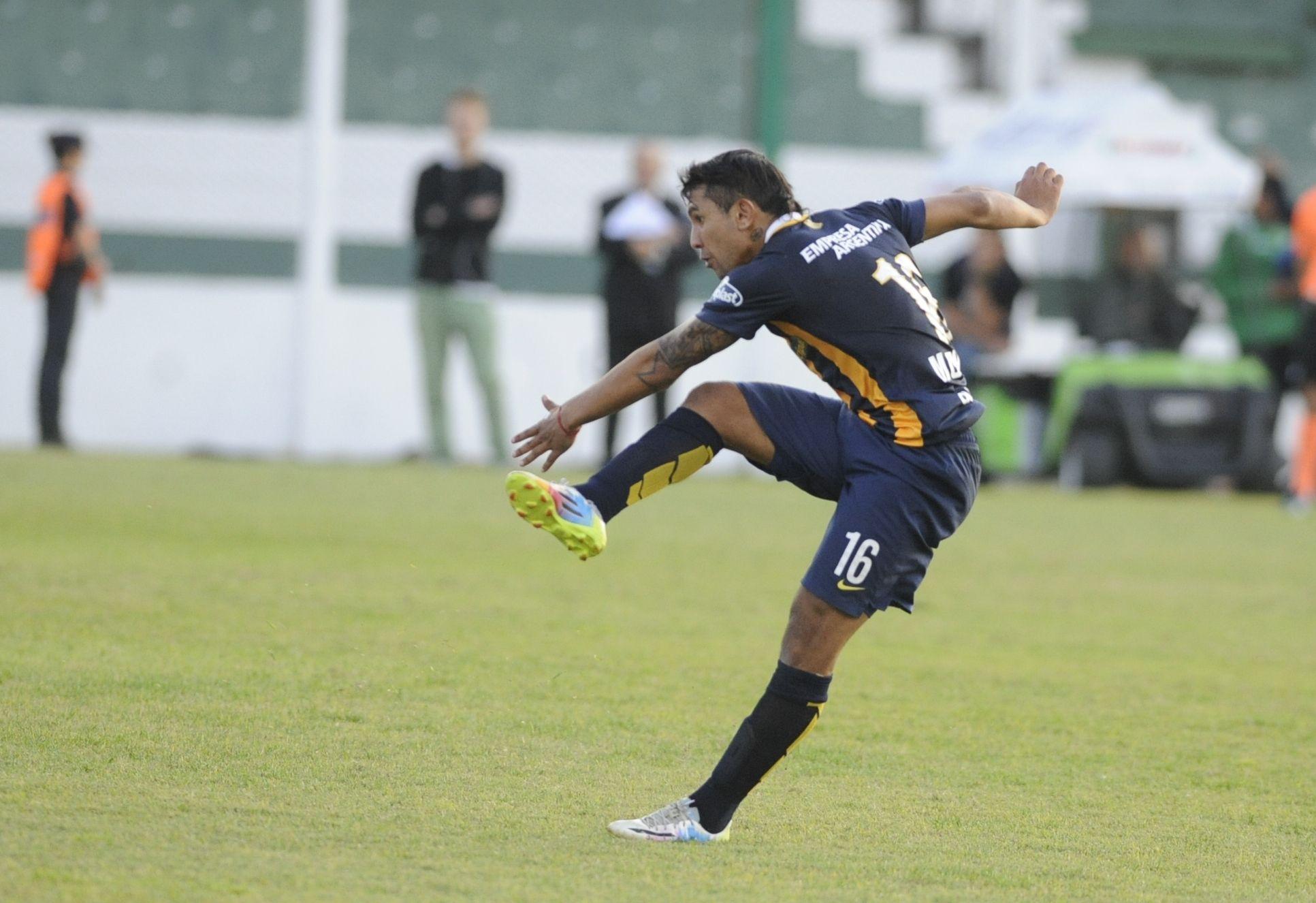 Montoya viene de cumpir un buen papel ante River por Copa Argentina