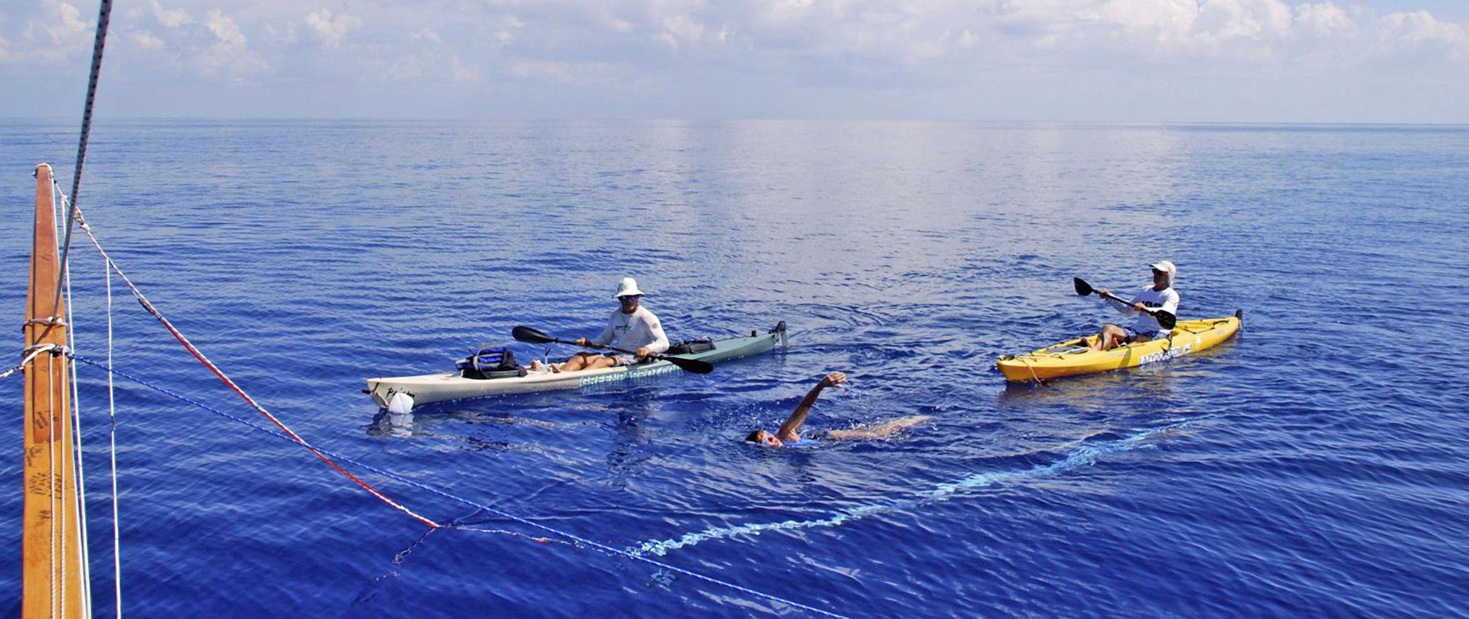 La nadadora de resistencia Diana Nyad cumplirá 63 años el miércoles y espera llegar para festejarlo en Florida el martes.