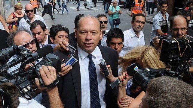 Berni visitó a los padres de Fernando y pidió condena ejemplar a los asesinos