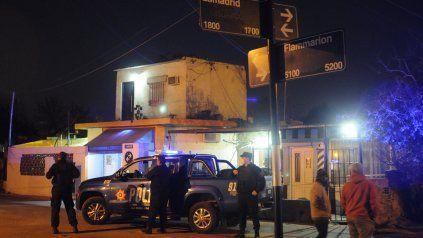 Pablo Finito Sosa cayó muerto el domingo a la noche en Lamadrid y Flammarión.