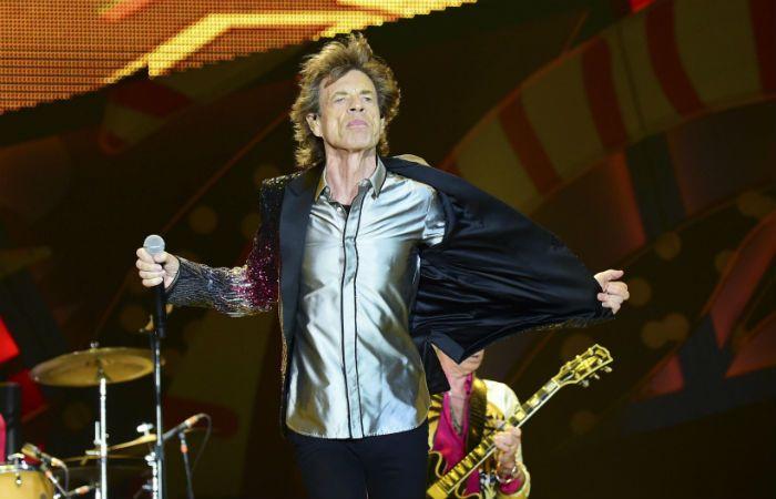 Santiago querido. Mick Jagger en el Estadio Nacional de Chile