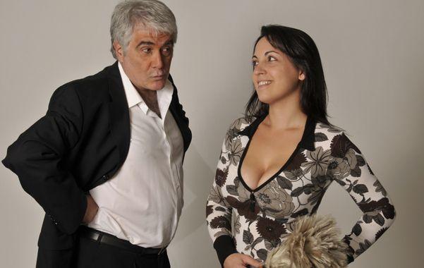 Dos generaciones. Berlén y Mancini protagonizan la comedia dramática.