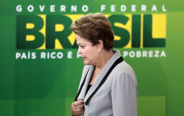 En apuros. Unas tres cuartas partes del electorado de Brasil pretende un golpe de timón en el gobierno.