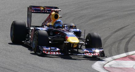 F1: Vettel se impuso en Turquía y logró la tercera victoria de la temporada