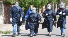 coronavirus en argentina: hubo 9.043 nuevos contagios y 229 victimas fatales
