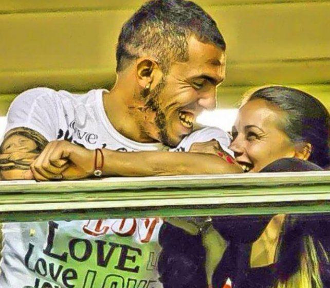 Carlitos y Vanesa están juntos hace muchos años