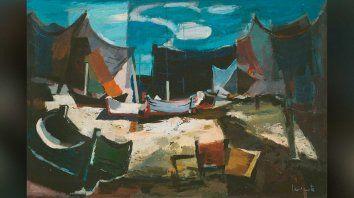 Barcos y redes - Carlos Uriarte