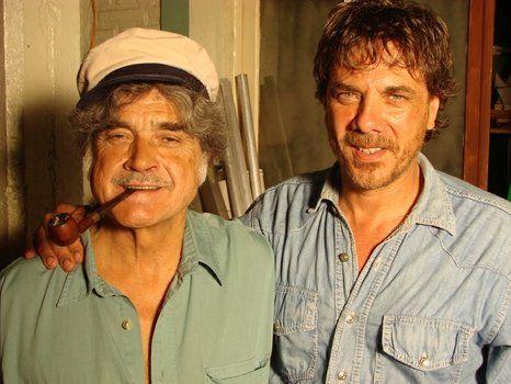 Nolasco(derecha). Tenía 58 años.