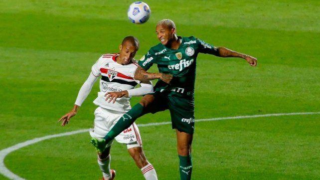El tricolor y el verdao jugarán en el Morumbí con el arbitraje del argentino Néstor Pitana.