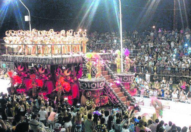 Música y color. Gualeguaychú