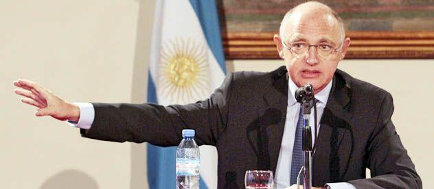 El canciller Héctor Timerman emitió ayer un fuerte comunicado en el marco del nuevo conflicto.