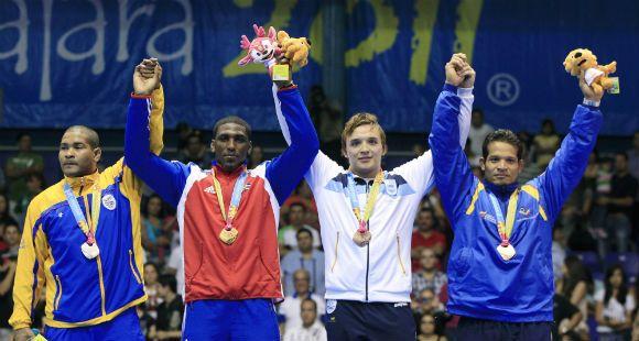 Argentina sumó una medalla de oro y cuatro de bronce en los Juegos Panamericanos