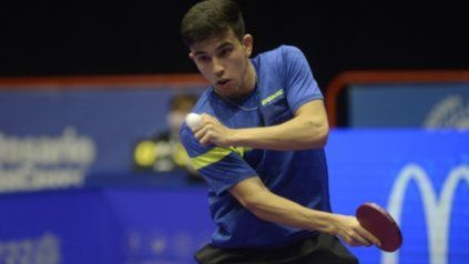 Cifuentes, tricampeón argentino, se topará en una de las semifinales con el dominicano Jiaji Wu.