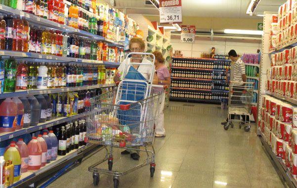 El aumento aplicado a los alimentos y bebidas en la ciudad fue el segundo más elevado para un mes de octubre de los últimos ocho años.