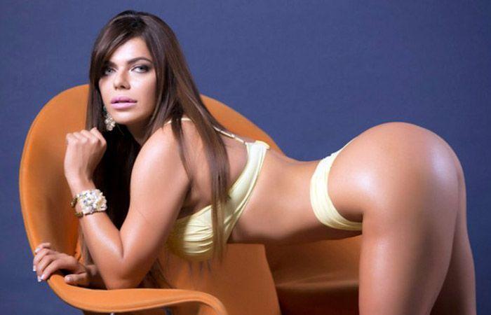 La modelol compitió contra más de 20 candidatas de todo el país.