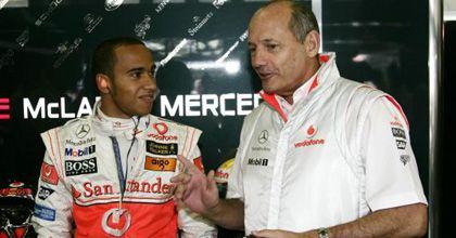 F-1: Ron Dennis dejó de ser el jefe de equipo de McLaren-Mercedes