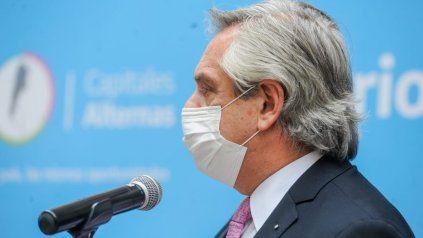 El jefe del Estado advirtió que la pandemia se irradia desde el Amba hacia el interior.