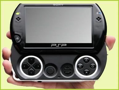 Sony muestra su nueva PlayStation portátil
