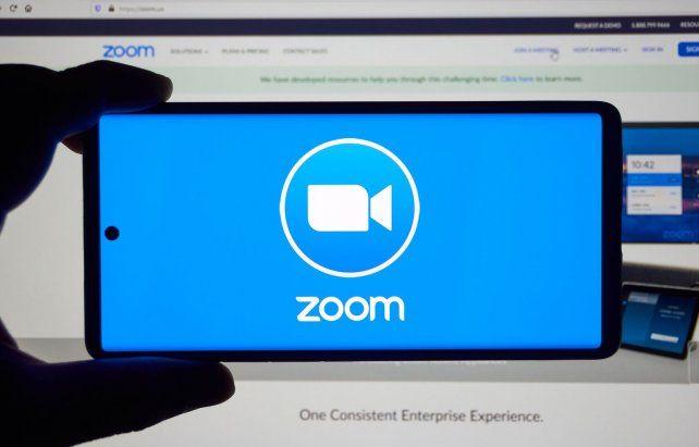 La plataforma Zoom