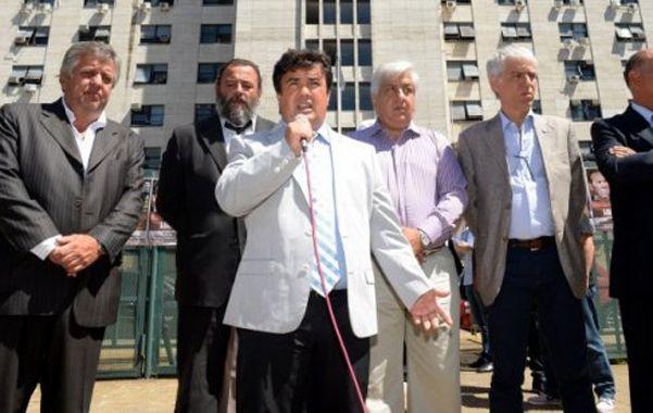 La marcha de silencio a la Plaza de Mayo es organizada por un grupo de fiscales federales.