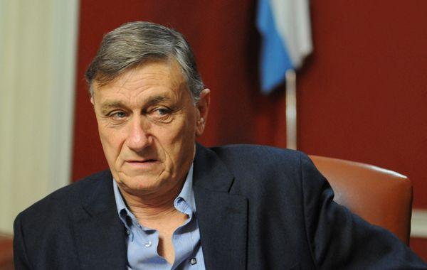 Binner es presidente del Partido Socialista y diputado nacional del Frente Progresista.