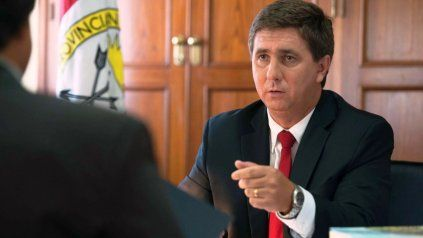 Rubén Pirola (PJ), el senador que impulsó la creación de una comisión que investigue el accionar de los fiscales.