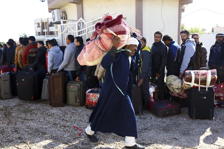 Alrededor de 30.000 asirios vivían en Siria antes del comienzo de la guerra en 2011.