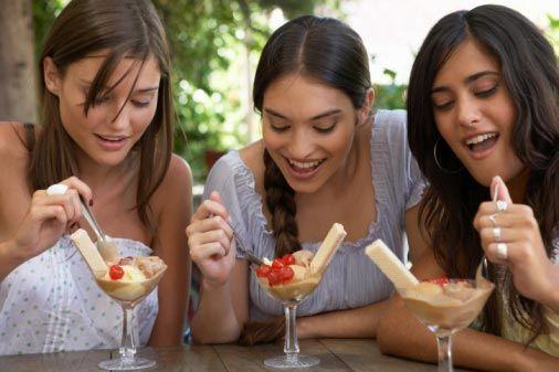 Los beneficios del helado también son emocionales.