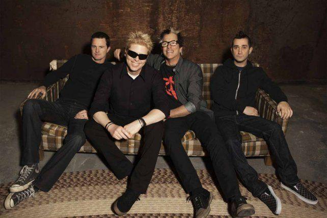 La pandemia de coronavirus causó una crisis interna en la banda The Offspring.