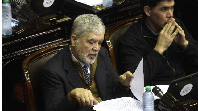 Me voy a defender, dijo De Vido que presencia la sesión que decidirá sobre su futuro