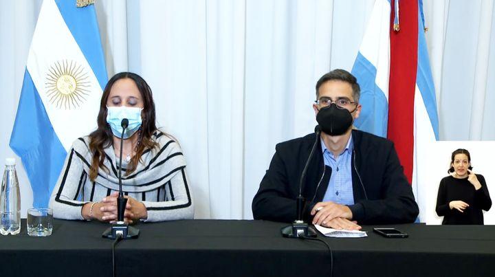 Covid-19: los casos continúan en descenso en Entre Ríos