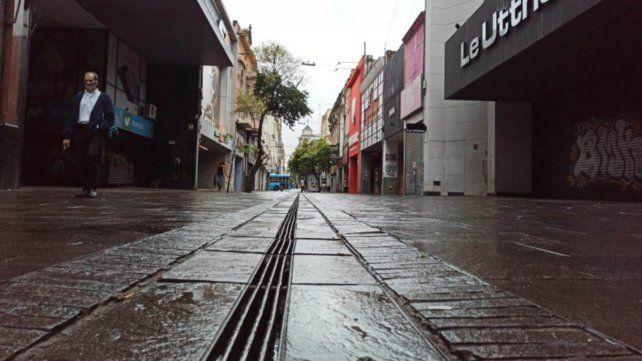 El centro de Rosario