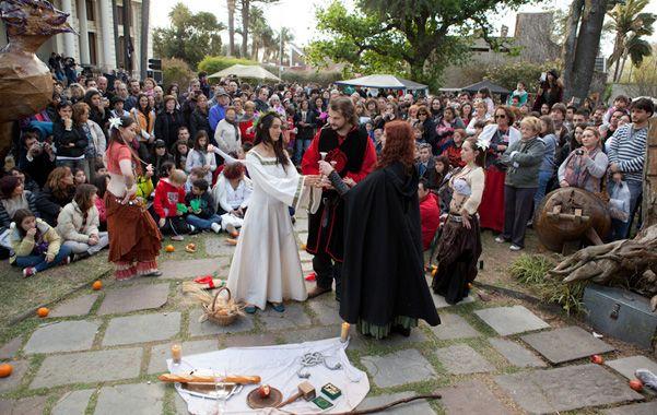 El domingo vuelve el encuentro temático de la Edad Media