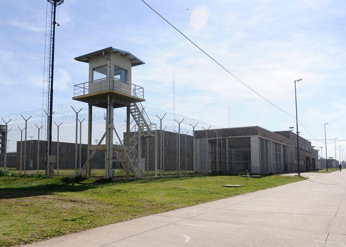 La unidad penitenciaria de Piñero. 38 reclusos fueron mudados por razones de seguridad.