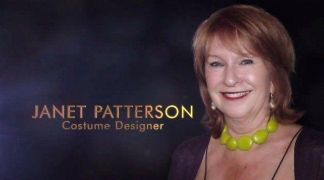 La productora fallecida se llamaba Janet Patterson
