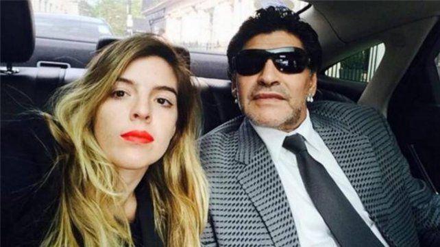 Dalma Maradona salió a responder duramente a Leopoldo Luque.