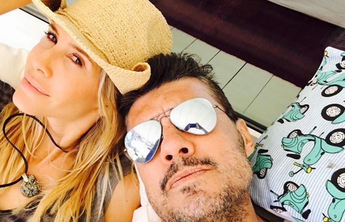 La familia de Marcelo registró en Instagram imágenes idílicas de sus vacaciones.