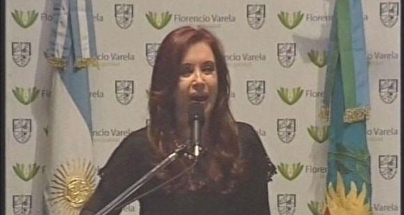 Cristina Fernández se someterá a una operación de carcinoma papilar