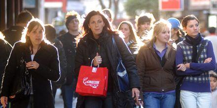 Argentinos optimistas: la mayoría cree que su situación personal mejorará en 2010