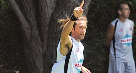 Diego Torres está negociando la rescisión de su contrato con Newells Old Boys