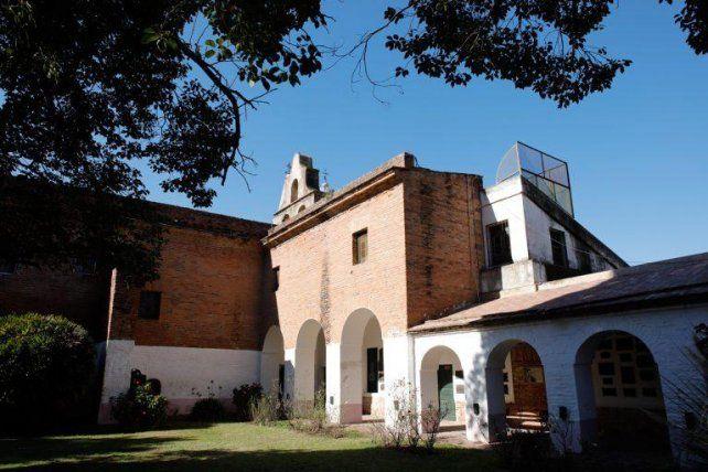 El convento, lugar icónico para la historia de la zona, del país y el continente.