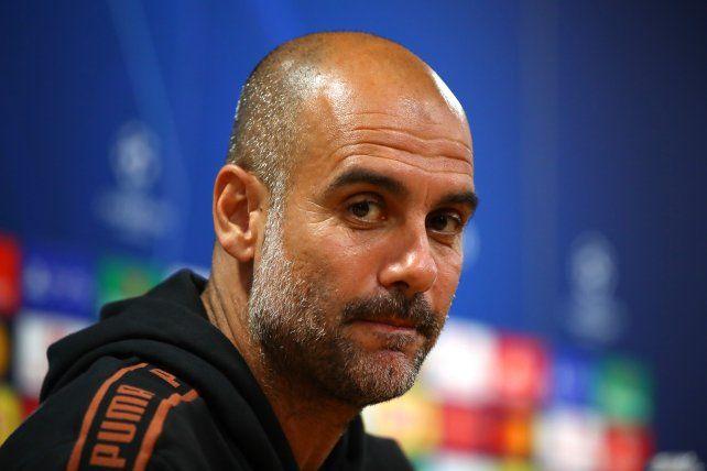 Pep Guardiola le confesó al Kun Agüero que le gustaría dirigir a la selección argentina.