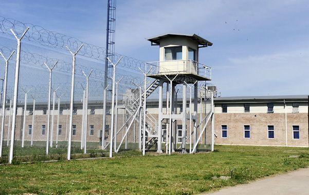 Piñero. La cárcel donde están alojados algunos procesados de Los Monos