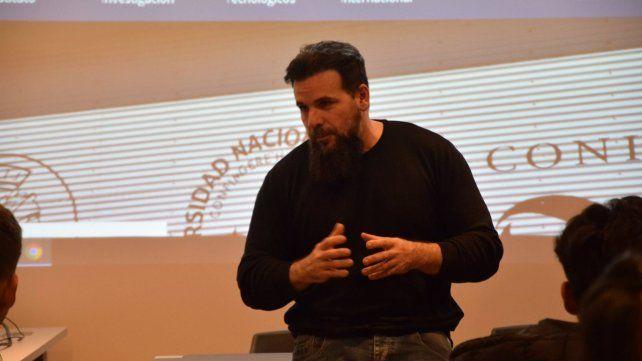 El director del Max Planck de Rosario