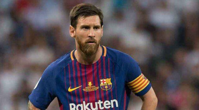 Lionel Messi pretende tener una salida amistosa de Barcelona y evitar recurrir a la Fifa.