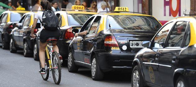 Los taxistas están manteniendo una dura disputa con el municipio por la instalación del sistema de GPS.