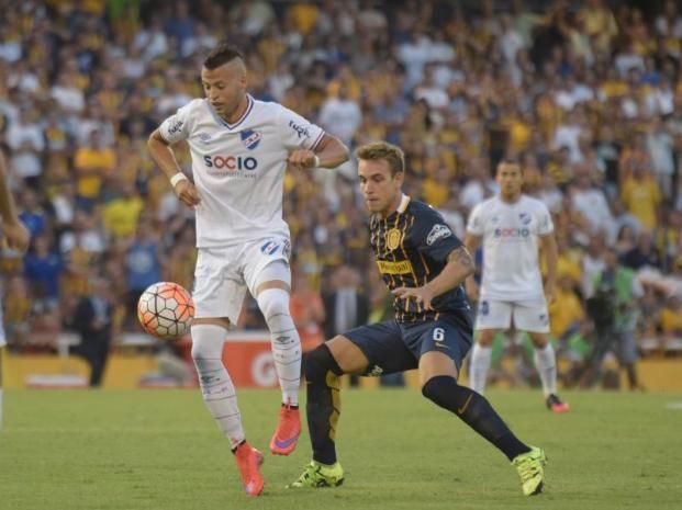 El empate entre Central y Nacional equilibró los números del Grupo 2.