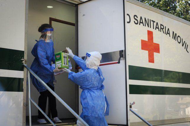 El coronavirus ya causó 645 fallecimientos en la provincia de Santa Fe