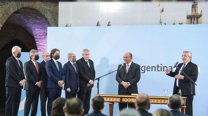 Uno por uno, los nuevos ministros que juraron y se suman al gabinete de Fernández